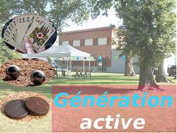 3 activités principales de génération active