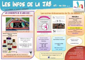 info JAB mai 2016