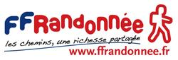 Logo de la fédérartion Française de randonnée