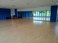 Salle de répétition Jab Jaz Danse