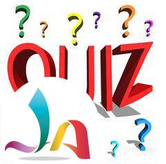 Répondre aux questions du Quiz pour connaitre la JA