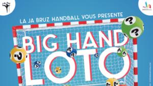 Affiche du tournoi Handball