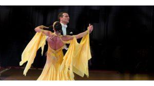Un couple de danseurs