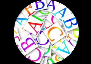 Tout un alphabet pour le réglement et les statuts