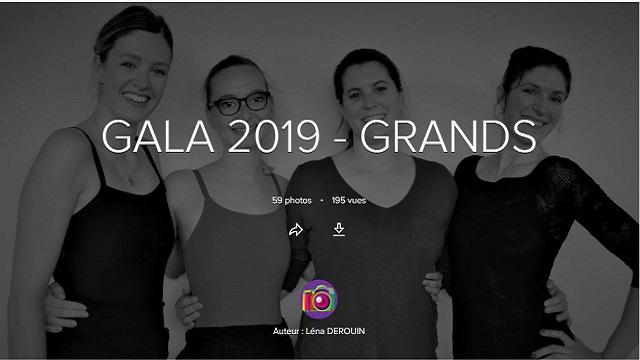 Gala 2019 Grands