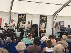 Groupe de musique de Jazz
