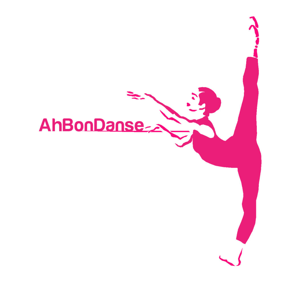 Logo section Ah Bon Danse montrant une danseuse et le nom de la section