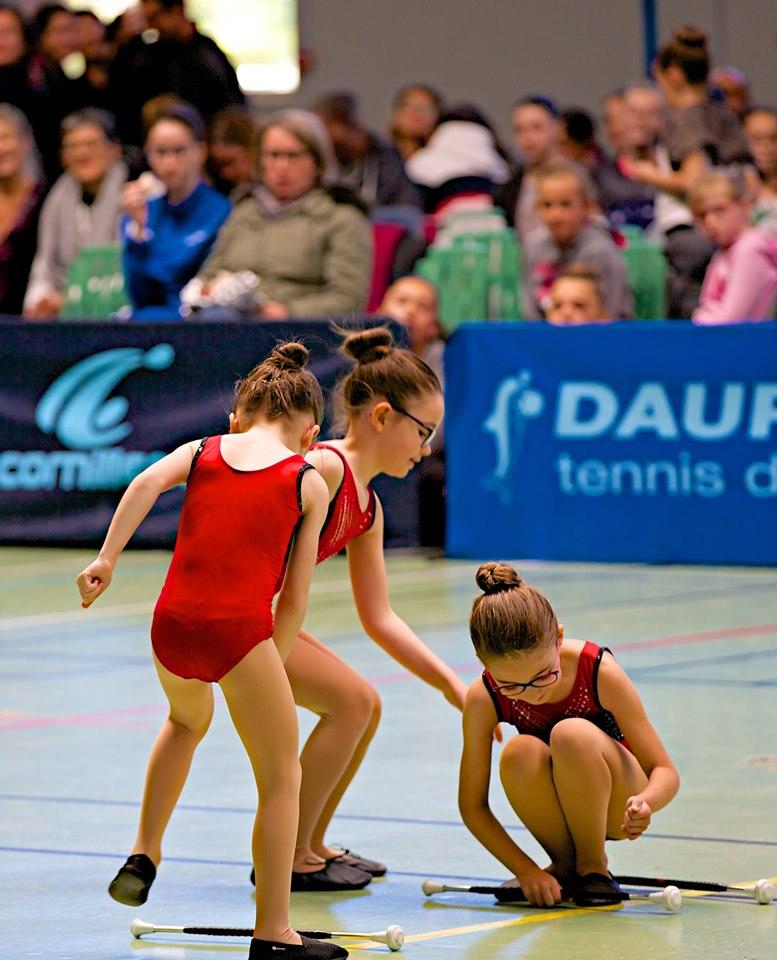 Championnat Poussines 2019