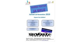 Soirée Festive JA Bruz @ Espace Vau Gaillard