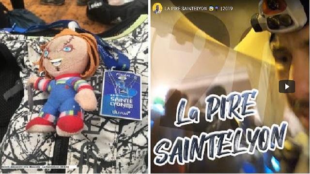 Flash info Saintélyon (2) 2019 Jog'Bruz