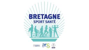 Logo bretagne sport sante