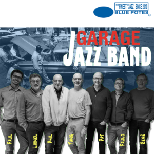 Musiciens The Garage Jazz Band