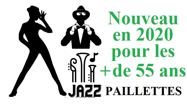 """Nouveauté 2020 à JAB'Jazz Danse : """"Jazz Paillettes…"""