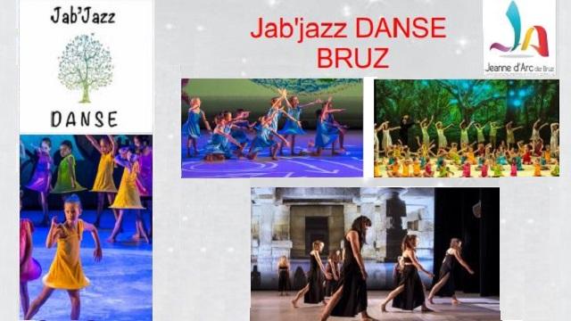 Les inscriptions Jab'jazz DANSE sont ouvertes !
