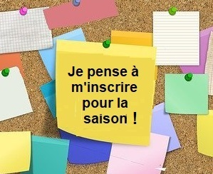 Un tableau rempli de post it