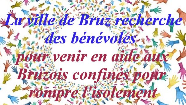 La ville de Bruz recherche des bénévoles pour venir en aide…