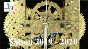 Des activités nombreuses et variées illustrées par un ensemble de rouages d'horlogerie