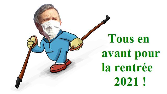Dimanche 3 janvier : un début d'année 2021 qui res…