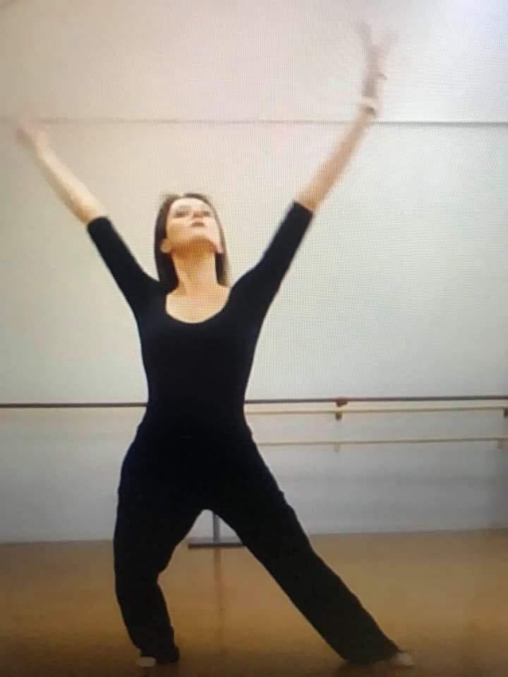 *** Nouveauté: danse contemporaine ***
